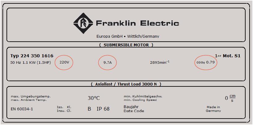 October 2012 Franklin Electric Noticias Del Mercado