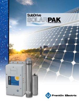 SubDrive SolarPAK