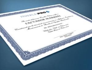 Certificado Franklin PRO